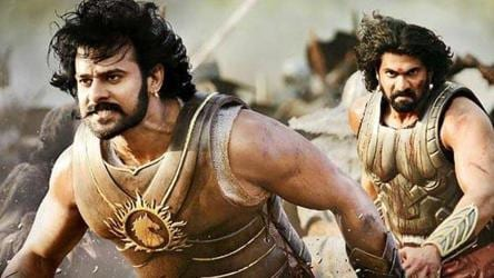 Baahubali 2 The Conclusion Movie Review Fantastic Visuals Power Rajamouli S Film Movie Reviews Hindustan Times