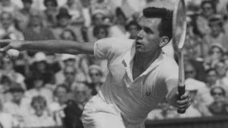 Former Australia and French Open Tennis champion Mervyn Rose dies ...