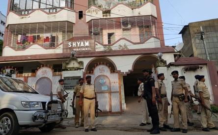 Welfare officer's flat raided in Rs 700-cr Bihar government fund