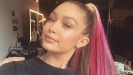 Colour Me Pink How To Rock The Hairstyle Like Kim Kardashian And Gigi Hadid Fashion And Trends Hindustan Times