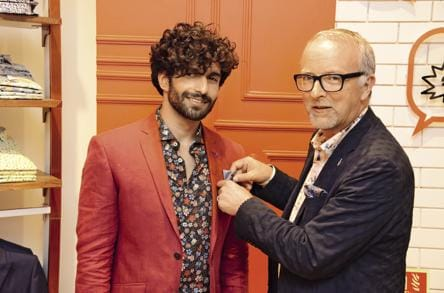 7 New Ways To Dress For Indian Men By Brit Designer Simon Carter Brunch Feature Hindustan Times