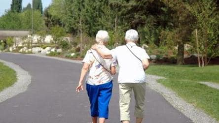 Elderly, take note: Rapid decline in walking speed is a sign of a ...