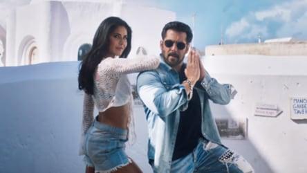 Tiger Zinda Hai song Swag Se Swagat: Salman Khan and Katrina