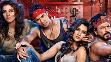 2 Years Of Srk Kajol S Dilwale Did You Know Tusshar Kapoor Was