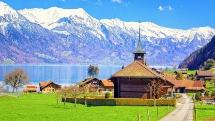 7 enchanting destinations in Switzerland that are perfect for a ...