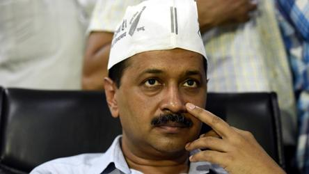 Aam Aadmi Party convenor and Delhi chief minister Arvind Kejriwal.