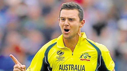 Josh Hazlewood's suggestion for Australian pacers to tide over limited-over blues - cricket - Hindustan Times