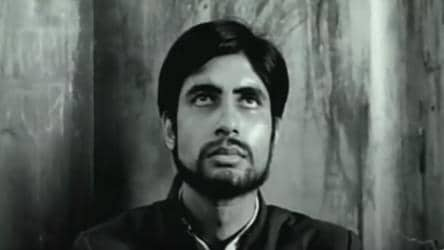 This day, back then: Amitabh Bachchan recalls the day he signed his first  film, Saat Hindustani - bollywood - Hindustan Times