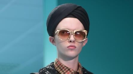 Sikh Turban On Gucci Runway Indian Culture Influences International Fashion Again Fashion And Trends Hindustan Times