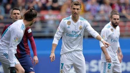 Irrepressible Cristiano Ronaldo Strikes Twice As Real Madrid Beat