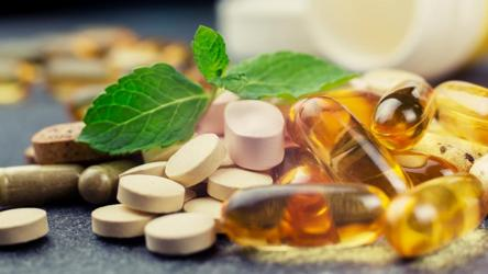 Nutrient supplements, along with treatment may cut