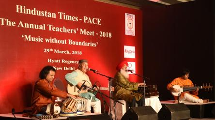Ht Pace Meet Takes Teachers On A Mesmerising Melodic Voyage