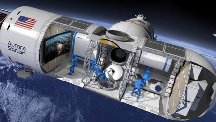 First luxury hotel in space to open in 2022