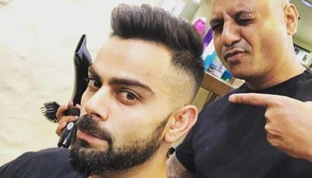 Ipl 2018 Hairstyles Virat Kohli Yuvraj Singh And The Boys Go For The Fade The Cut Of The Moment Bollywood Hindustan Times