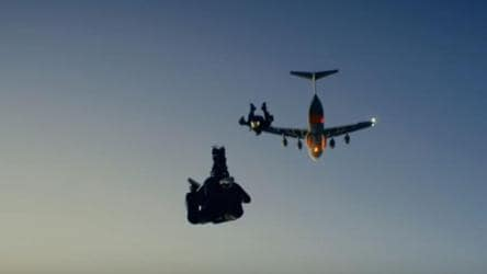 This Is How Tom Cruise S Daring Halo Jump Was Shot In Mission Impossible Fallout Hollywood Hindustan Times