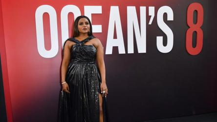 Planning Heists And Speaking Hindi Mindy Kaling Does It All In Ocean S 8 Hollywood Hindustan Times