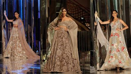 We Worked Round The Clock For This Couture Collection Manish Malhotra Fashion And Trends Hindustan Times