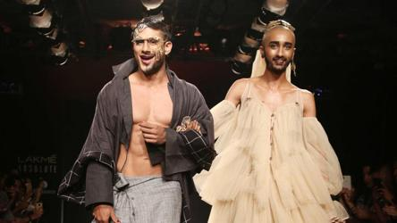 Lakme Fashion Week 2018 Is India Ready To Accept Queer Fashion Fashion And Trends Hindustan Times