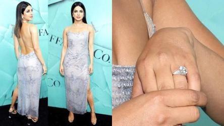 Priyanka Chopra Flaunts Massive Engagement Ring Hangs Out With Kim Kardashian In New York Bollywood Hindustan Times
