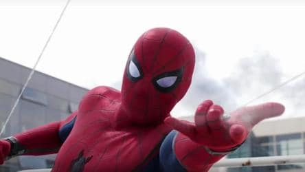 Spider Man Far From Home Leaked Set Pics Reveal Tom Holland S New Costume Hollywood Hindustan Times
