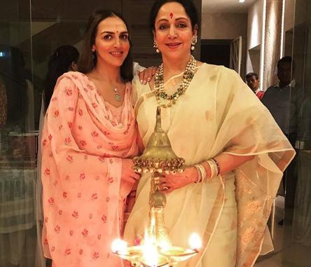 Esha Deol wishes mother Hema Malini a happy birthday with touching