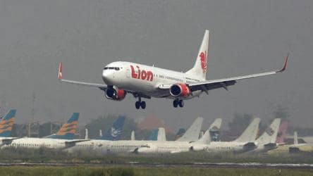 Lion Air Plane That Crashed In Indonesia Was Most Recent Boeing 737 Model World News Hindustan Times