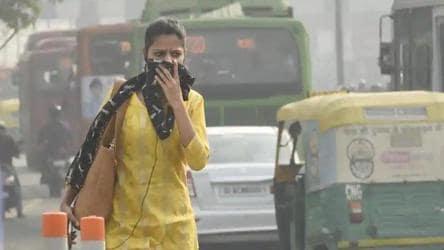 air polution respirator mask
