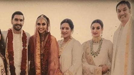 Image result for Deepika with family