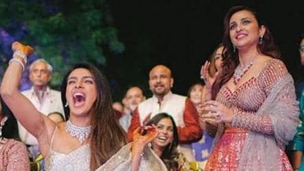 Parineeti Chopra Reveals How Groom S Family Performed Live At