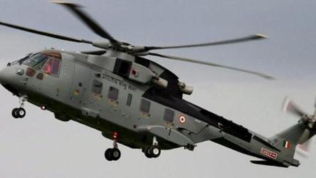 Three AgustaWestland choppers still parked in IAF hangars in Delhi ...
