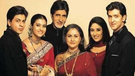 17 years of Kabhi Khushi Kabhie Gham: 10 mistakes you never noticed in Shah  Rukh, Amitabh film - bollywood - Hindustan Times