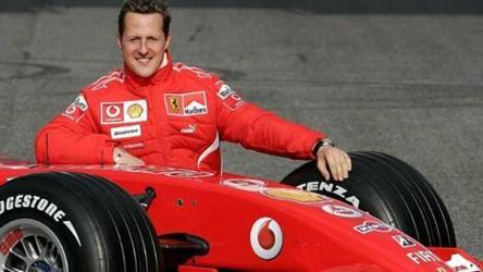 F1 pays tribute to stricken Michael Schumacher on his 50th ...