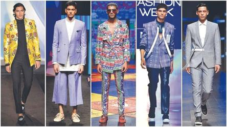 Blazers With A Twist Were Everywhere At Lakme Fashion Week 2019 Fashion And Trends Hindustan Times