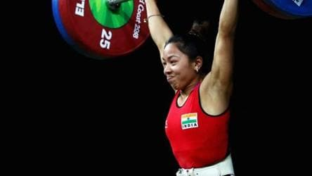 Returning from Injury, Mirabai Chanu wins gold in first
