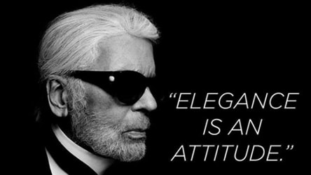 The Wit And Wisdom Of Karl Lagerfeld His Best Quotes Fashion And Trends Hindustan Times
