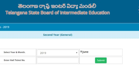 Telangana TS inter supply result 2019 declared, here's how to check