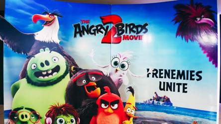 Game To Films The Angry Birds Are Back Entertainment
