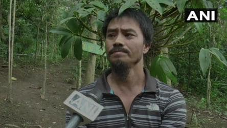 Manipur Man Quits Job Dedicates 18 Years To Plant 300 Acre Forest