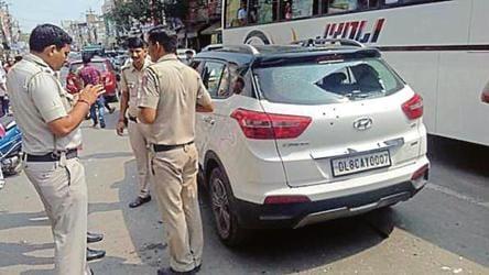 Gunmen Shoot 45 Yr Old Man 25 Times In Delhi S Narela Police Suspect Personal Enmity Delhi News Hindustan Times
