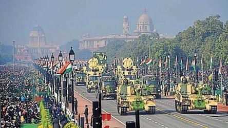 2022 Republic Day parade may be held on a new Rajpath