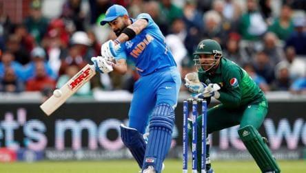 India vs Pakistan World Cup 2019: Match cancellation due to rain ...