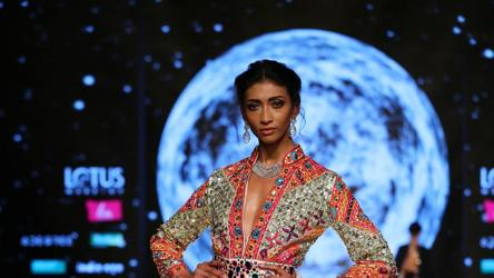 Lotus Make Up India Fashion Week Spring Summer 2020 Raising A Toast To Diversity Fashion And Trends Hindustan Times