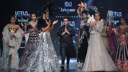 Payal Jain Endorses Inclusivity In Fashion Suneet Varma Closes Day 3 At Lmifw 2020 Fashion And Trends Hindustan Times