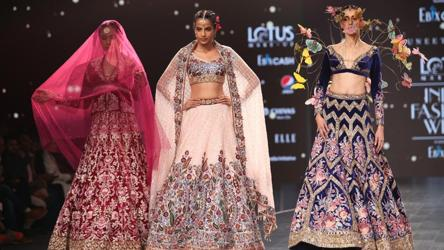 Photos Highlights From Day 2 Of Lotus Make Up India Fashion Week Ss 20 Fashion And Trends Photos Hindustan Times