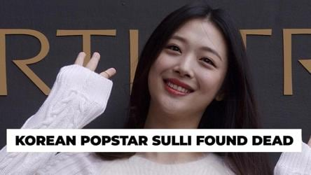 South Korean popstar Sulli found dead; cops say she had severe depression