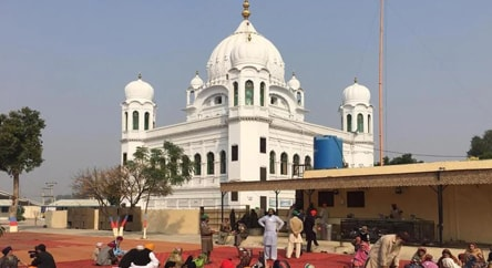 Pak hands India final draft agreement on Kartarpur, retains $20 per pilgrim