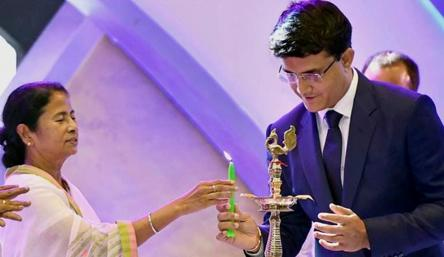 'You have made India and Bangla proud,' Mamata Banerjee to Sourav Ganguly