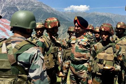 Army increases troops at LoC to fend off infiltration