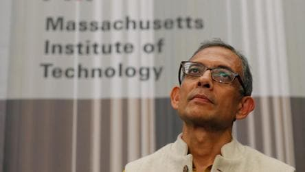 'Going into a tailspin': Nobel laureate Abhijit Banerjee on Indian economy