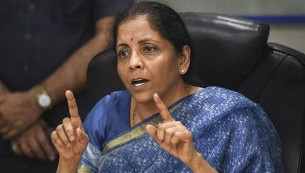 Can't sacrifice economic strength to comply with US sanctions: Sitharaman